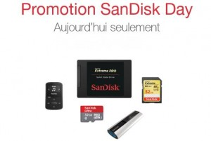 SanDisk Day sur Amazon