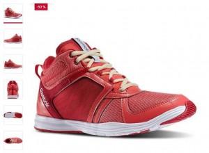 da975f316feba 22 euros les baskets Reebok femme Sublime Studio Flame port inclus ...
