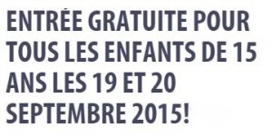 billet gratuit Plopsaland De Panne gratuit pour les 15 ans