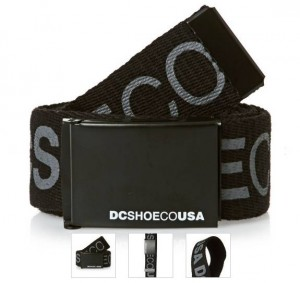 ceinture Dc Shoes à 7,61 euros