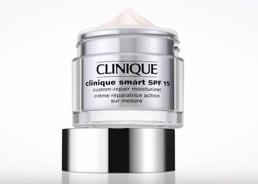 crème réparatrice Clinique Smart gratuit