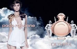 échantillon Olympéa de Paco Rabanne