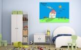 Bon plan : 70 % de remise le dessin de votre enfant sur toile sur Fantatoile pour 5€