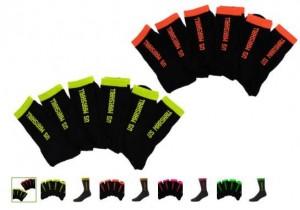6 paires de chaussettes Us Marshall à 9,90 euros