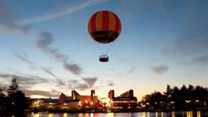 Ballon PanoraMagique de Disneyland pas cher