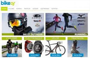 Bon d'achat Bikeos Bikeonlinestore