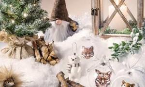 Bon d'achat décorations de Noël