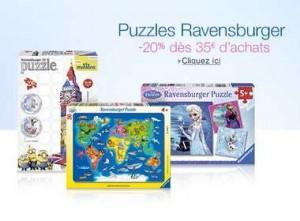 Bon plan Puzzle Ravensburger