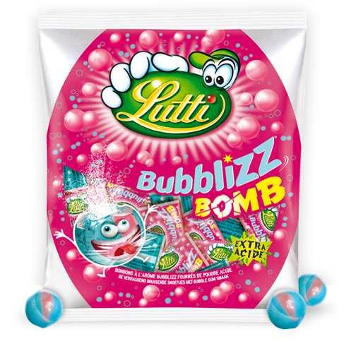 Bonbons Lutti gratuits Halloween Kiabi