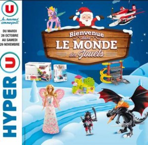 Catalogue Jouets Hyper U Noel 2015