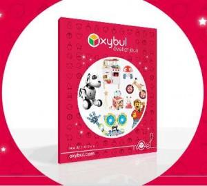 Catalogue Jouets Oxybul Noel 2015