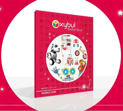 Catalogue Jouets Oxybul Noel 2015 Tout pour le Noel des