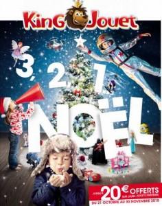 Catalogue King Jouet Noel 2015