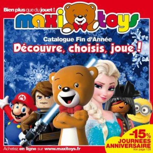Catalogue Maxi Toys Noel 2015