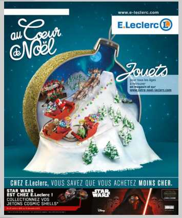 catalogue jouets e leclerc noel 2015 168 pages de jeux jouets starwar en magasins et ligne. Black Bedroom Furniture Sets. Home Design Ideas