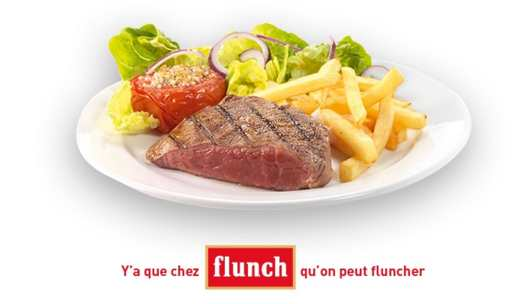 Coupon flunch 10 euros de rabais