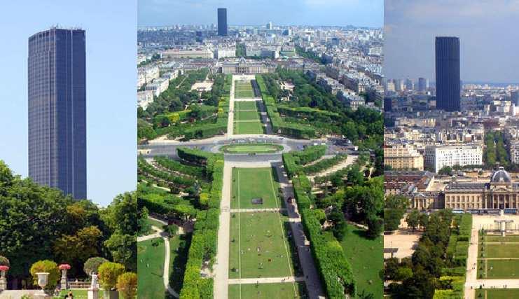 Entree visite Tour Montparnasse pas chere