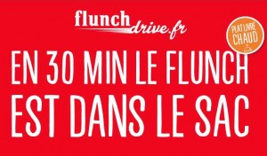 Flunch Drive Bon Plan