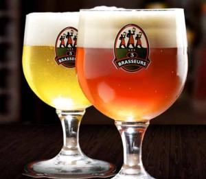 Les 3 Brasseurs bière gratuite