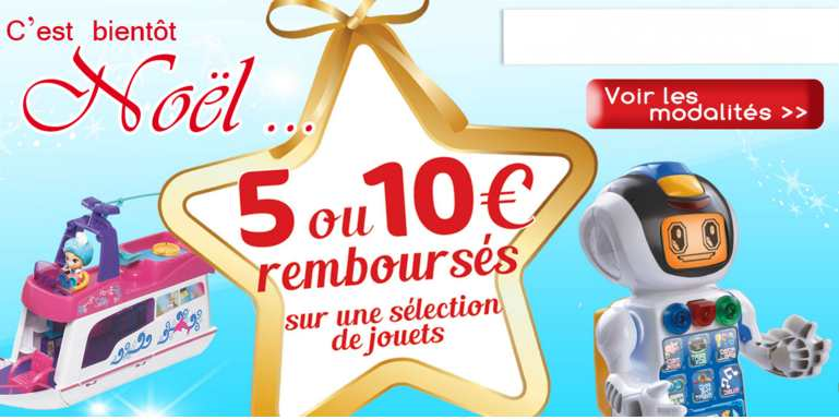 Noël Magique Vtech 2015