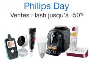 Philips Days sur Amazon