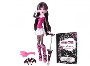 Poupees Monster High a moitie prix
