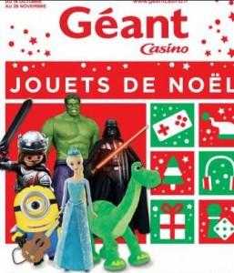 catalogue jouets de Noel 2015 Géant