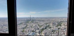visite de la Tour Montparnasse en vue panoramique à prix réduit