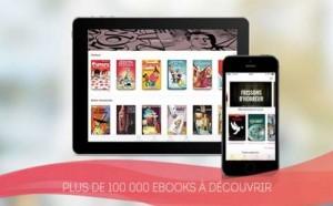 100 000 ebooks à lire en illimité