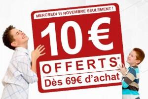 11 Novembre King Jouet