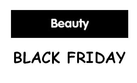 Black Friday 2015 Beauté & Parfum