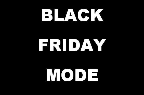 Black Friday 2015 MODE
