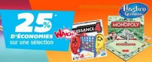 Bon plan jeux Hasbro
