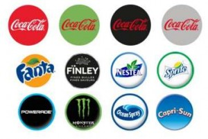 Coca-Cola, Fanta, Sprite, Nestea