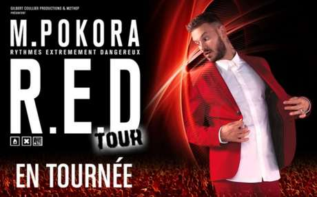 concert m pokora pas cher partir de 20 strasbourg marseille paris lyon toulouse. Black Bedroom Furniture Sets. Home Design Ideas