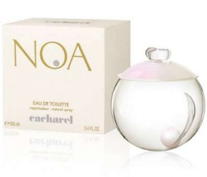 Eau de toilette Noa 100ml de Cacharel