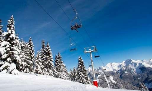forfait de ski domaine skiable du roc d enfer pas cher 13 au lieu de 23 7 valable toute la. Black Bedroom Furniture Sets. Home Design Ideas