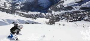 Forfait domaine skiable des Sybelles gratuit