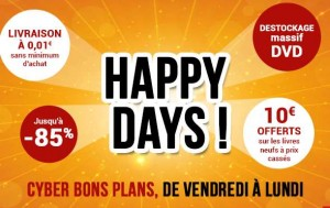 Happy Days Decitre