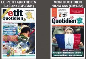 Hors-séries gratuits Spécial attentats 13 novembre à Paris