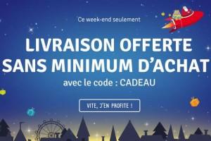 Livraison gratuite sans mini sur Avenue des Jeux