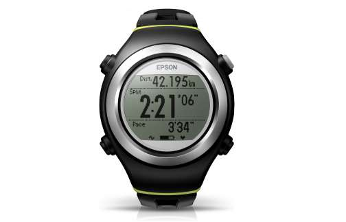 Montre GPS Epson Runsense SF-310