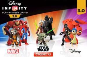 Offre Disney Infinity 3.0