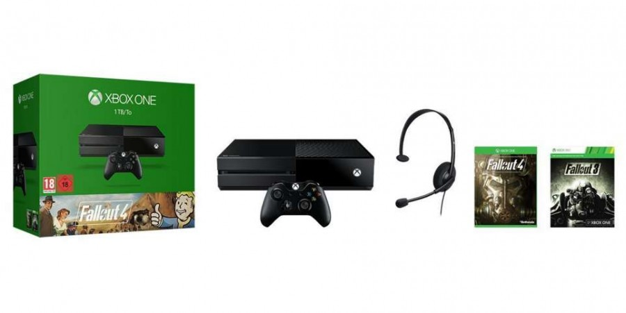 Pack Xbox One 1To