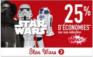 Star Wars Auchan