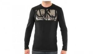 T-shirts manches longues Calvin Klein