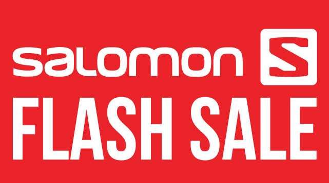 Vente flash Salomon