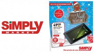 catalogue Simply Market Noel 2015 des jouets