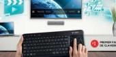 clavier sans fils K400 de Logitech à moins de 18 euros