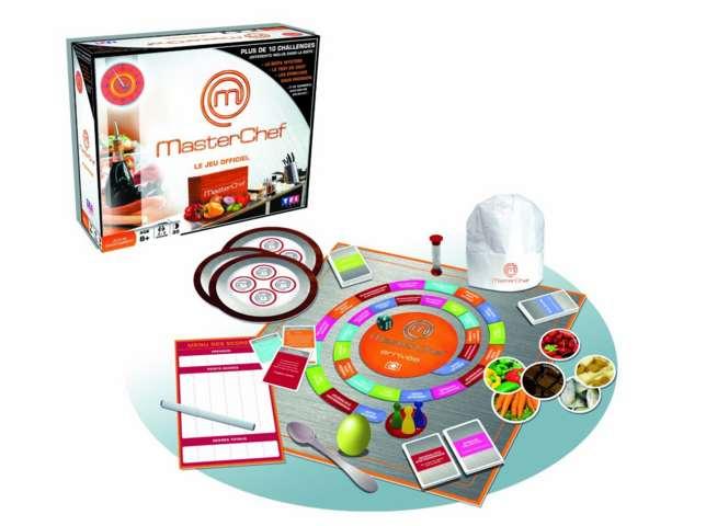 Moins de 6 euros le jeu de soci t masterchef tf1 games for Jeu societe dujardin